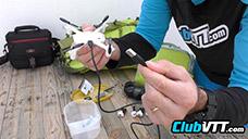 drone camera hubsan 107