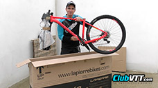 vtt semi rigide rockrider