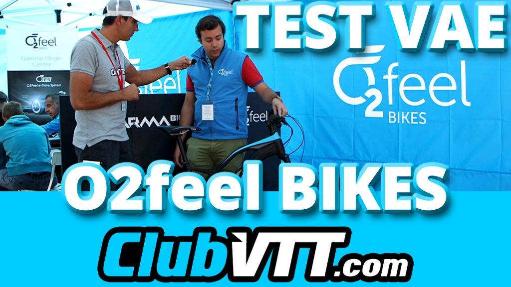 265 - Vtt O2Feel Bikes au Roc d'Azur - Le nouveau VAE O2feel Karma
