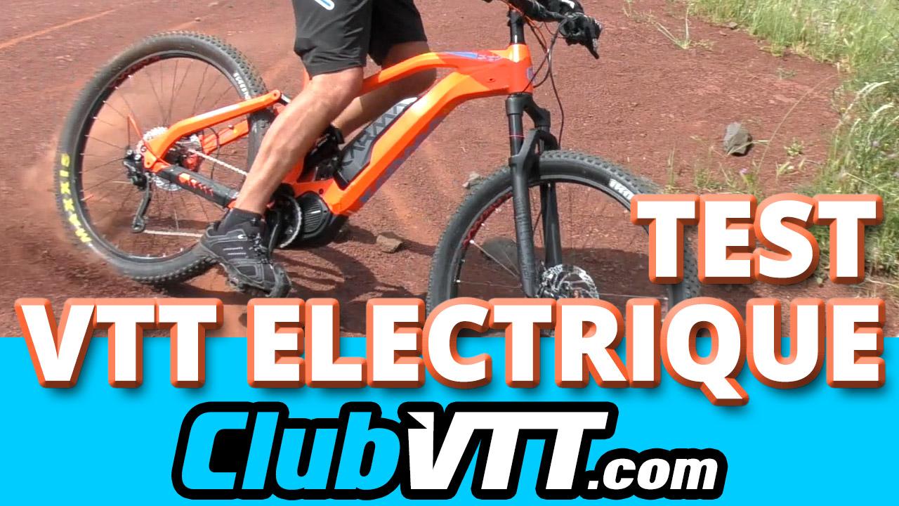 Vtt electrique KARMA FS XT : j'ai testé pour vous un vtt electrique français