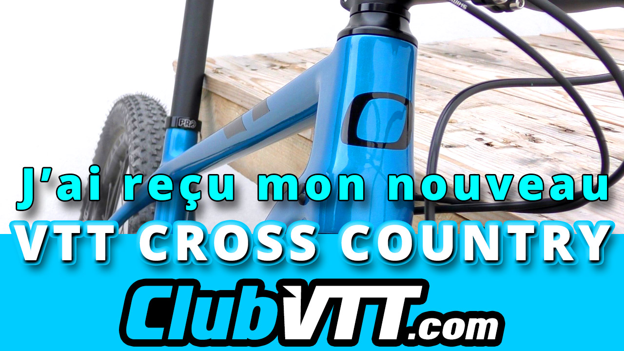 vtt cross country 29 pouces carbone : le Theoreme GT