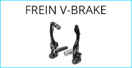 freins v-brake de vtt