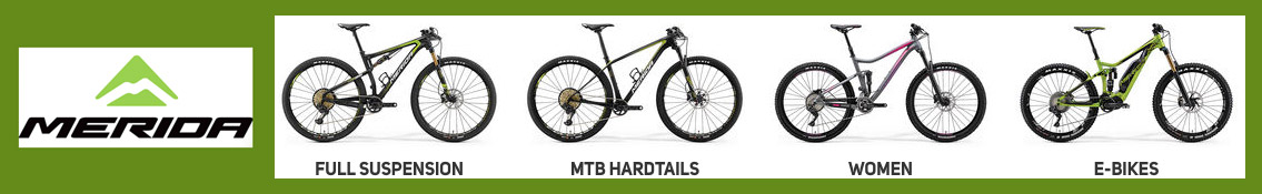 hardtail merida bikes