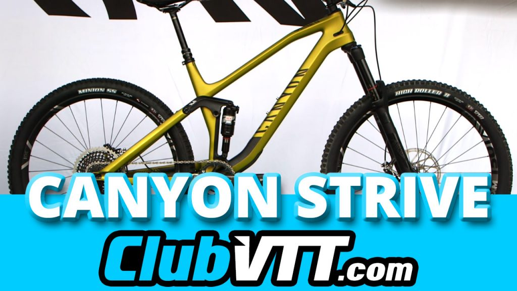 251 - Vtt CANYON Strive 2017