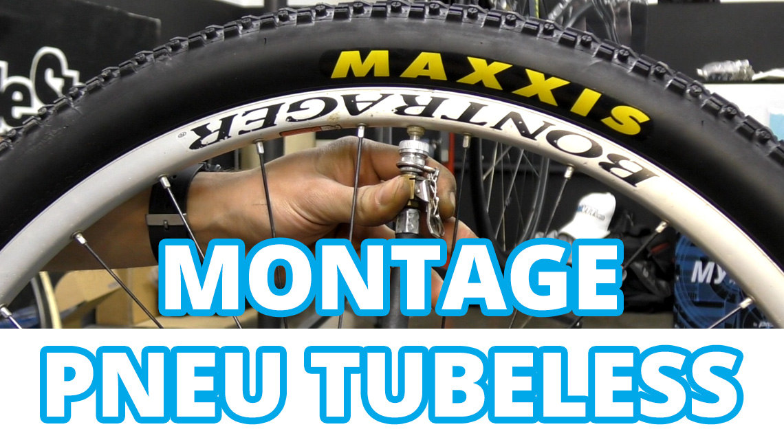 pneu tubeless tutoriel