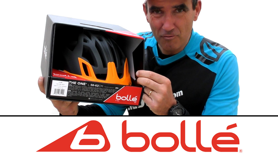 casque bollé the one mtb