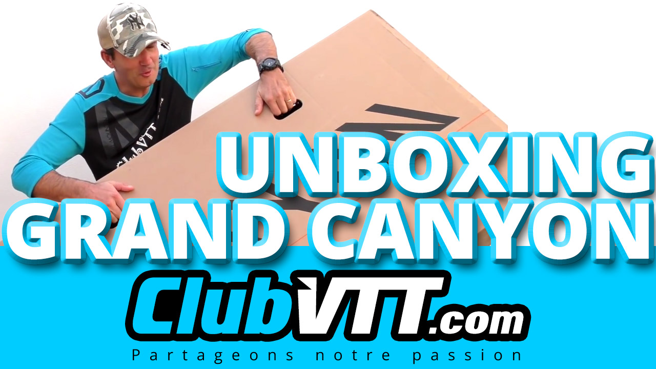 unboxing vtt canyon cf