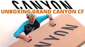 unboxing vtt canyon grand canyon CF