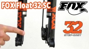 reglage fourche fox float 32 SC