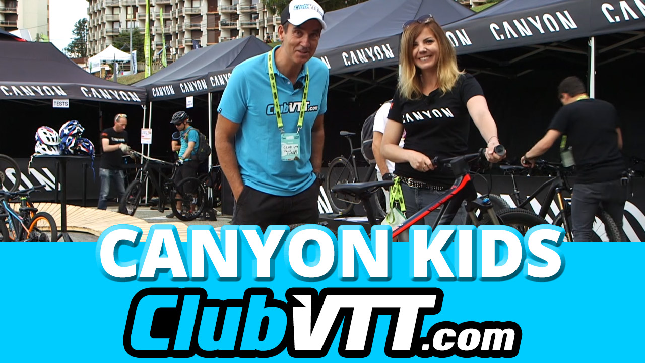 vtt canyon kids