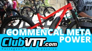 vtt commencal meta power