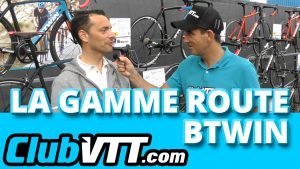 velo route btwin
