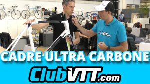 cadre velo route btwin ultra cf