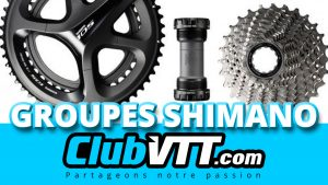 groupes shimano deore xt