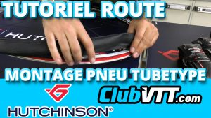 tutoriel montage pneu route hutchinson