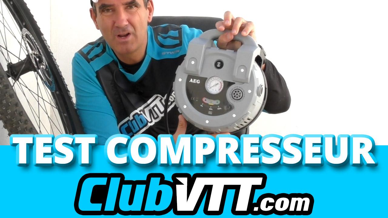 test compresseur aeg : conseils sur le gonflage des pneus