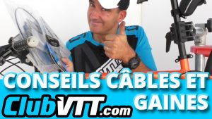 cable frein vtt