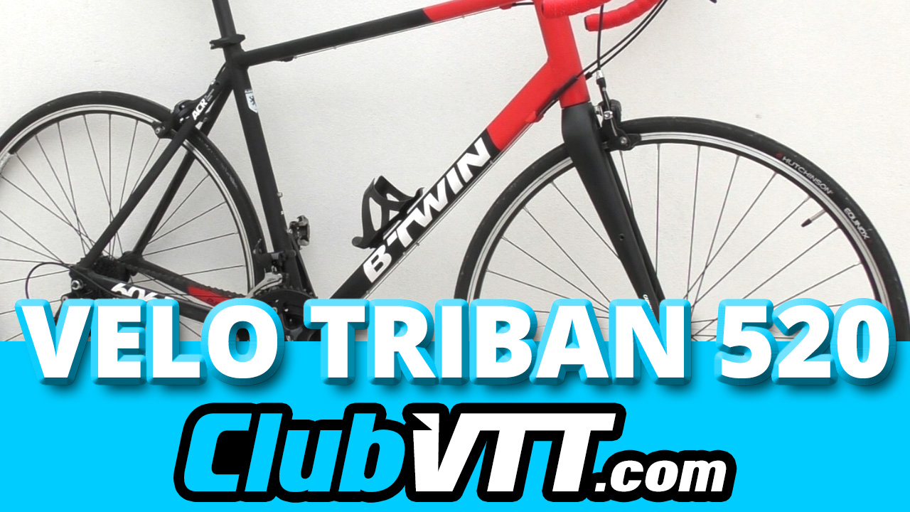 velo btwin triban 520