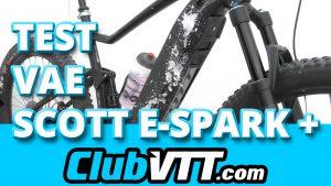 vtt scott e-spark 2018