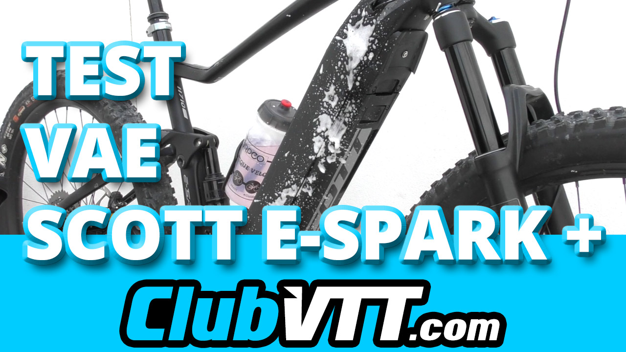 Test vtt Scott E-Spark plus 2018