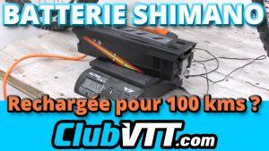 batterie shimano steps e8000