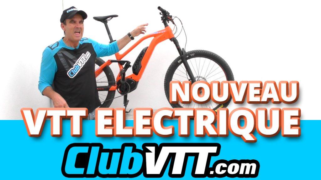 527 - Vtt electrique Karma Bikes FS : le full est là !!