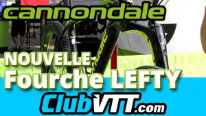 vtt cannondale fourche lefty