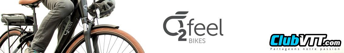 O2feel bikes : sortez respirer l'oxygène et pédalez sur un vélo électrique !