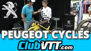 vtt enduro peugeot cycles