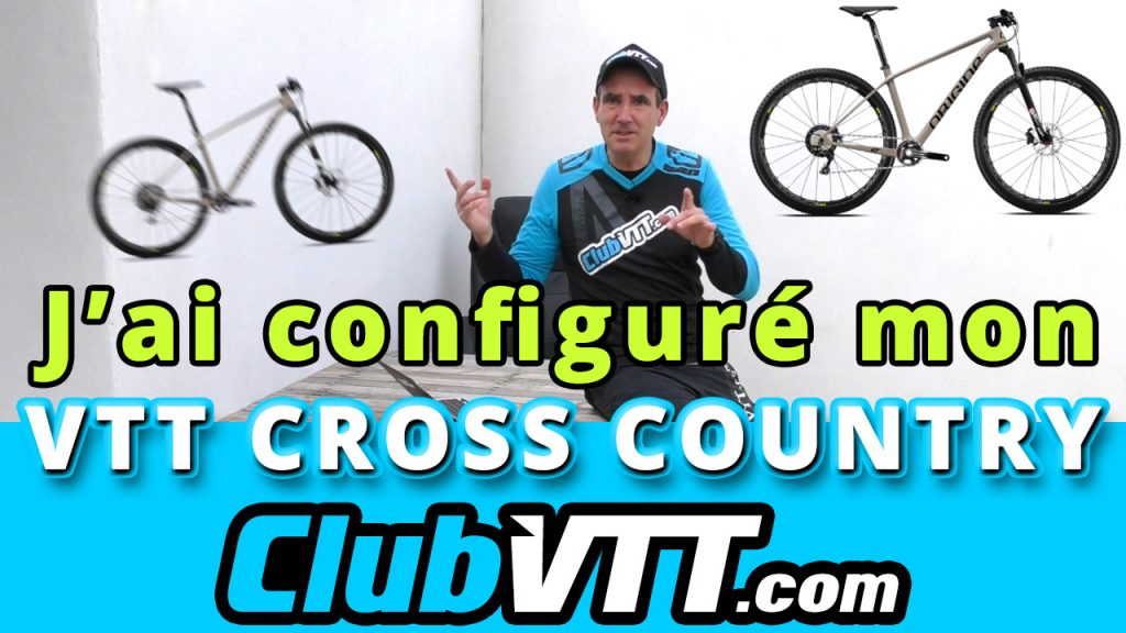 624 - Vtt cross country Origine : le configurateur velo