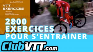 exercices entrainement vtt