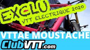 vtt electrique moustache
